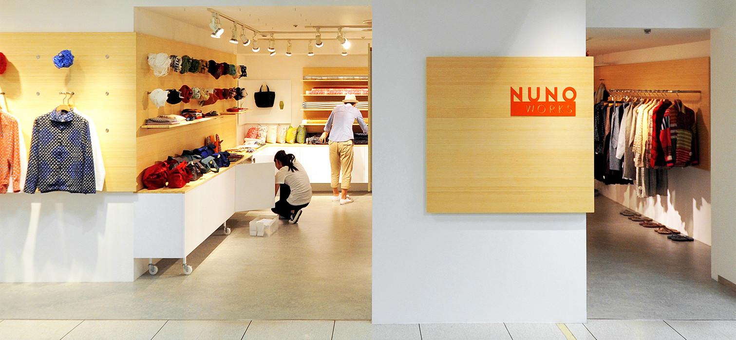 銀座松屋 NUNO WORKS