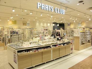 PARTS CLUB 津田沼パルコ店